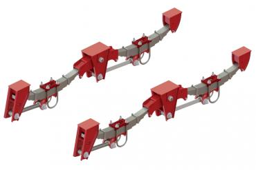 Other Trailer Axles & Suspensions
